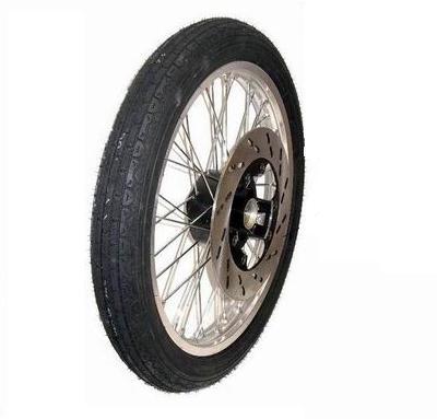 Bild für Kategorie Speichenräder mit Reifen MZ