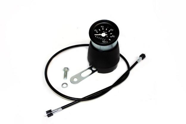 Bild von Tachometer S51 mit Anbauteilen