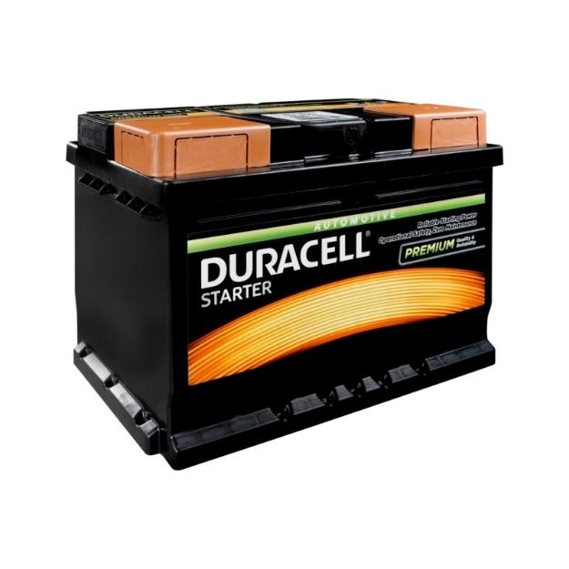 Bild von Batterie 12V 44Ah DURACELL -PKW