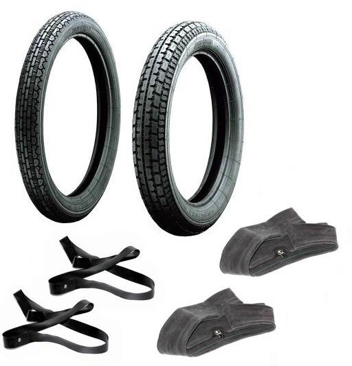 Bild für Kategorie Reifen und Schläuche MZ