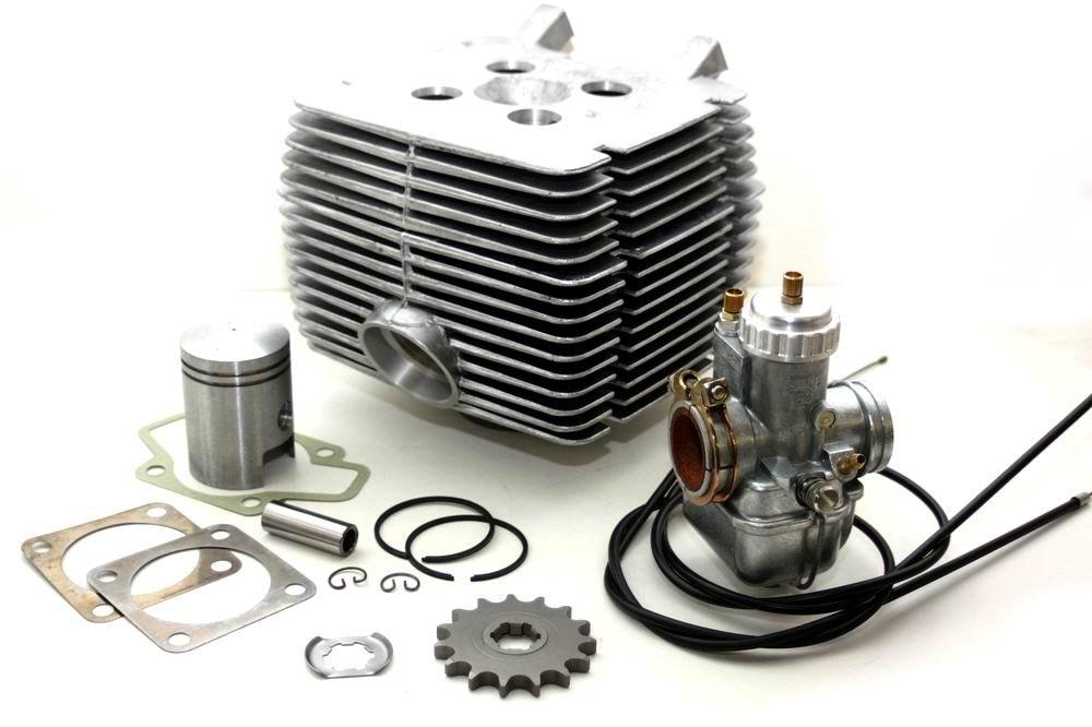 Bild für Kategorie Motoren und Teile MZ