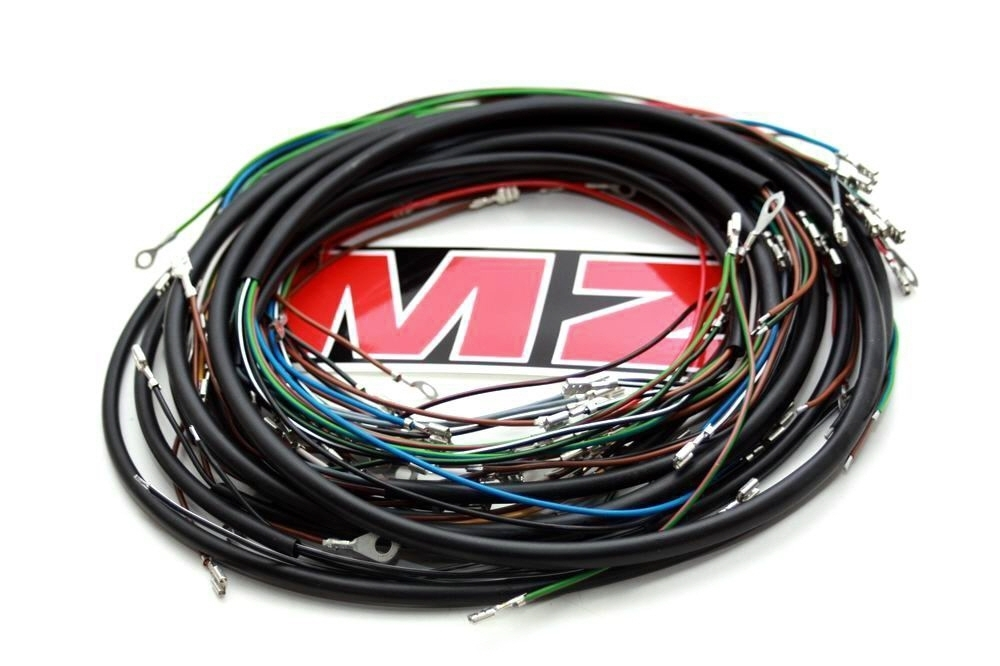 Bild für Kategorie Kabelbäume + Kabel MZ