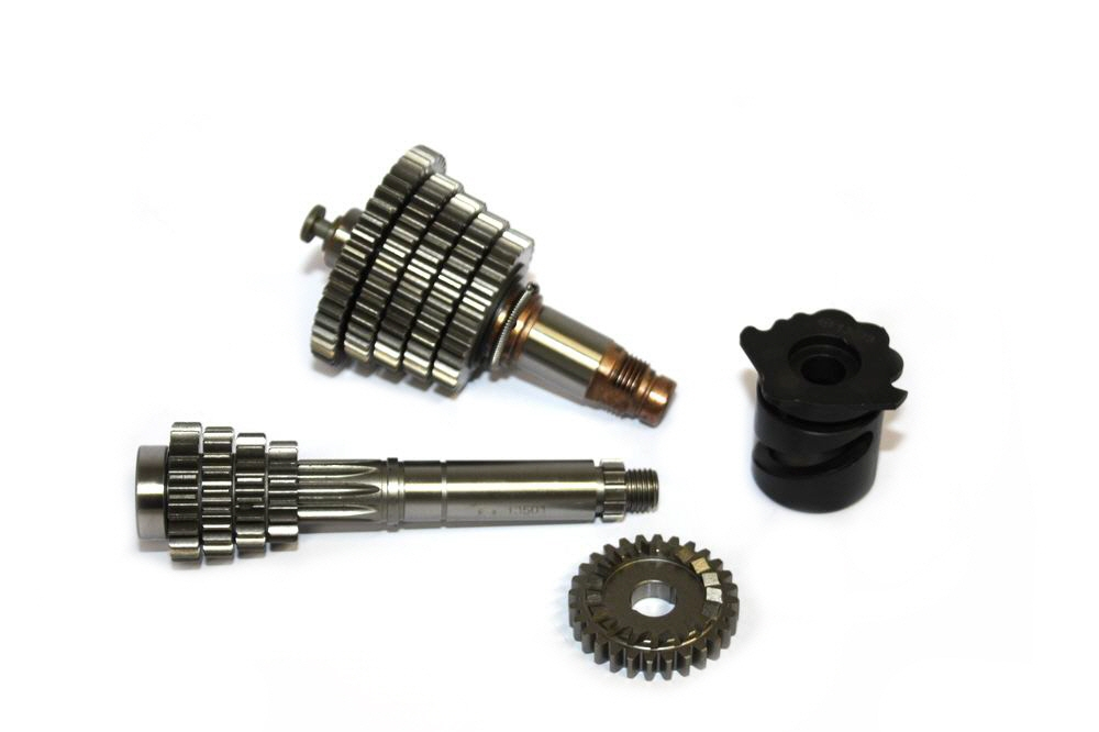 Bild für Kategorie Getriebewellen und Zahnräder Simson