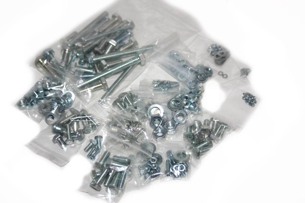 Bild für Kategorie Normteile - Schrauben - Scheiben - Muttern