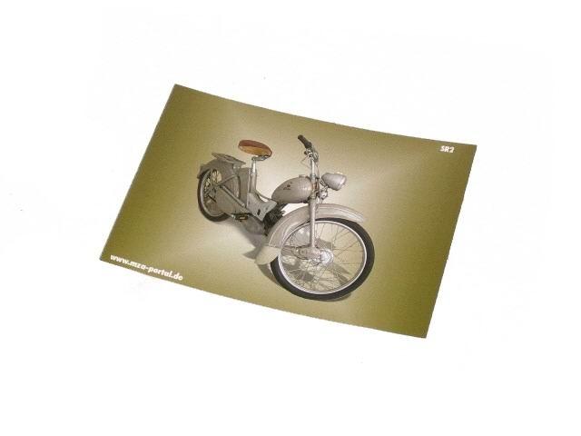 Bild für Kategorie Postkarten Simson MZ