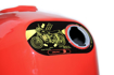 Bild von Tank MZ ETZ251 ETZ301 Rotax500  -rot lackiert
