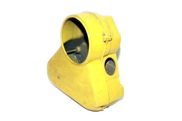 Bild von Luftfiltergehäuse TS250 -gelb